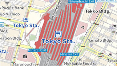 多言語地図サービス