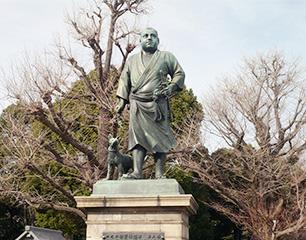 都内にある『薩摩藩・西郷どん』ゆかりの地に行ってみました!