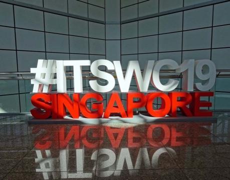 ITS世界会議2019に出展!シンガポールでインクリメントPのグローバルな挑戦に迫る